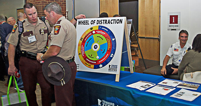 wheel of distraction at tzd